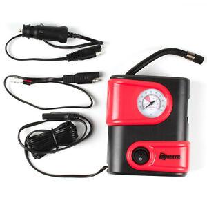 Portable Mini Pocket Tyre Inflator Air Pump suit Motorbike, Bike, Ball etc