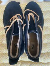 New Men's UGG Shoes Size 12 In Black Color