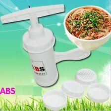 New Kitchen ABS Spaghetti Pasta Noodle Maker Press Juicer Machine
