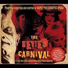 The Devils Carnival (DVD, 2014, CD/DVD)