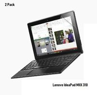2 x Ultra Clear PET Screen Protector Cover For Lenovo IdeaPad MIIX 310