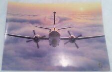 poster promozionale AERONAUTICA MILITARE Breguet Br.1150 Atlantic 41° St. 34x24