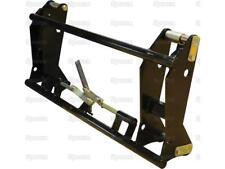Headstock Front Loader Frame - Mechanical Lever Lock, Euro 8