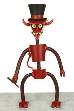 Futurama ROBOT DEVIL Complete Build - a - Bot Action Figure Toynami 2007