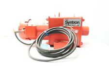 Fmc MV1818 Syntron Rotary Vibrator 460v 3ph 1800rpm 1/2hp