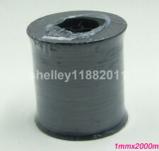 1mmx2000m Double Side Silver Reflective Yarn Thread Tape For Weaving
