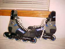 New listing Mens Bauer Nhl Breakout 60 Tuuk Competition Roller Inline Hockey Skates, Size 11
