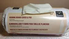 """Homz Ironing Board Cover Pad Replacement Standard Size 13-15"""" W x 53-55"""""""