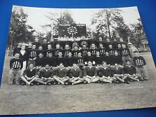 1932 Fullerton High School Football 8x10 Original Team Photo RARE