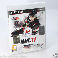 NHL11 PS3 NHL 11 SIGILLATO hockey su ghiaccio