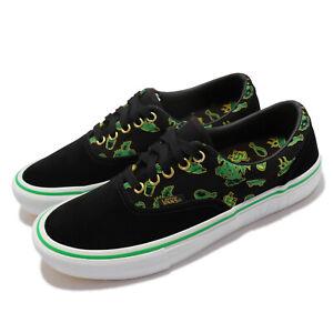 Vans Era Pro Shake Junt Black Green Gold Men Unisex Skate Boarding VN0A347L0V4