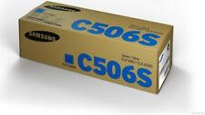 SAMSUNG Toner CLT- C506S (CYAN) CLP- 680 DW CLX- 6260 - NEU OVP