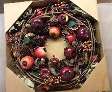 Kranz Herbst Decorazione Ghirlanda 32 Cm Tavolo Porta