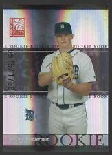 2003 DONRUSS ELITE #191 JEREMY BONDERMAN - ROOKIE CARD   /1750