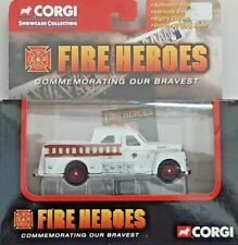 CORGI - FIRE HEROES - 1951 SEAGRAVE PUMPER - DENVER - MINT & BOXED