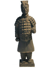 ENTOMBED TERRACOTTA WARRIORS OF XIAN - 25 cm Scale Cavalry Officer