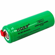Battery for Braun 4525 4550 4550cc 4715 4740 4745 5005 5010 5015 5266 Shaver