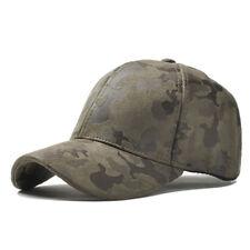 0c9a242c73e Men Women Snapback Baseball Cap Hombre Camouflage Military Army Camo Hat  Trucker