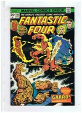 Marvel Comics The Fantastic Four #163 F/VF 1975