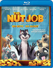 The Nut Job (Blu-ray Disc, 2014, Canadian)