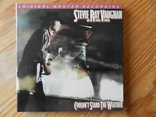 MFSL 24 Karat Gold SACD   Stevie Ray Vaughan - Couldn´t Stand The Weather -