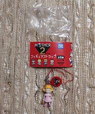 Nintendo EarthBound Figure Mother 2 phone charm/keychain PAULA