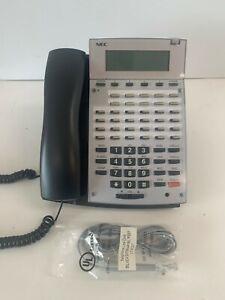 NEC 22B HF//Disp Aspire Phone-BK 0890043 IP1NA-12TXH TESTED by NEC Phone Technic