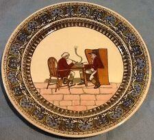 Royal Doulton Pair of Huntsman at the Inn Having a Meal