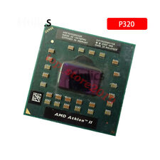 For AMD Athlon II Dual-Core Mobile P320 AMP320SGR22GM 2.1 GHz CPU Test Good