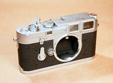 Leica M3 DS Double Stroke Early Classic 35mm M-Mount Rangefinder Body!