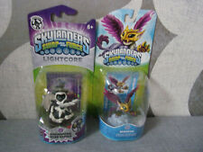 Skylanders Swap Force Scratch + Lightcore Enchanted Star Strike - Neu & OVP
