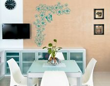 Flower Corner - highest quality wall decal stickers