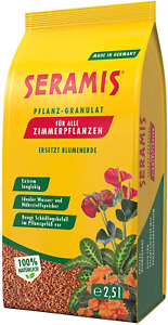 Seramis Ton-Granulat als Pflanzenerden-Ersatz für Topfpflanzen Grün- Blühpfla...