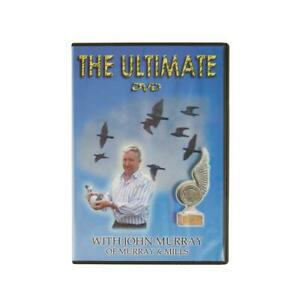 The Ultimate DVD John Murray Racing Pigeons Bestselling