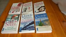 DANIELLE STEEL - LOT DE ROMANS