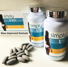 SIMPLY TRIM WEIGHT LOSS SLIMMING NATURAL FAT BURNER PILLS TRIAL PACK 12 TABLETS