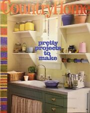 COUNTRY HOME MAGAZINE ~SEPTEMBER ~ 2007 ~ PRETTY PROJECTS TO MAKE~