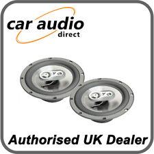 "FLI Audio FI6-F3 16.5cm 6.5"" 210W 3-Way Car Stereo Speakers Door Dash Shelf"