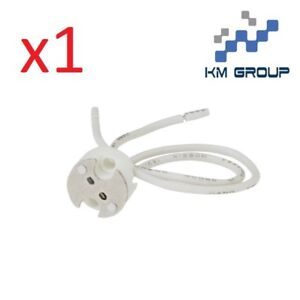 GU5.3 MR16 Halogen lamp LED Bulbs Lamp Holder Base Socket With Wire Connector