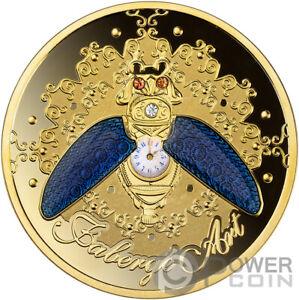 BEETLE WATCH 1 Oz Silber Münze 1$ Niue 2021