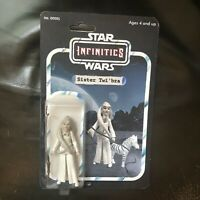 Custom Star Wars Sister Twi'bra Action Figure Alien Bib Fortuna Zebra Jedi Force