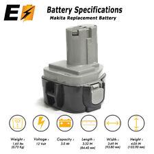12V Hi-Capacity 3.0AH Ni-Mh Power Tool Battery for MAKITA 12 Volt Cordless Drill