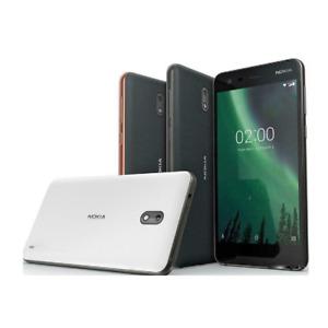Original Nokia 2 Single / Dual sim 1GB RAM 8GB ROM Cell Phone 8MP Camera 4G LTE