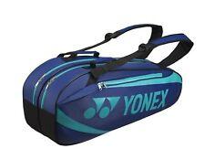 YONEX BAG 8926 aqua blue/navy blue Schlägertasche Tasche Badminton Tennis Squash