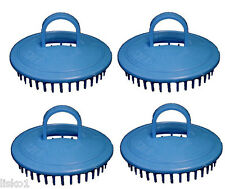 Century #100 Shampoo Scalp Massage Hair Brush (4-blue)
