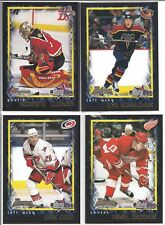 01/02 Bowman Young Stars Complete Set 1-165