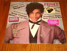 PRINCE CONTROVERSY ORIGINAL LP STILL IN SHRINK WITH POSTER
