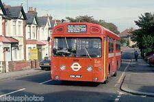 London Transport SMS369 Colindale Avenue 1980 Bus Photo