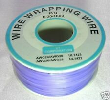 Prototype Wire wrap cable 30AWG 30# 300M Purple Xbox360
