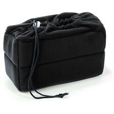 Insert Padded Camera Bag DSLR Inner Folding Divider Partition Protect Case LF677